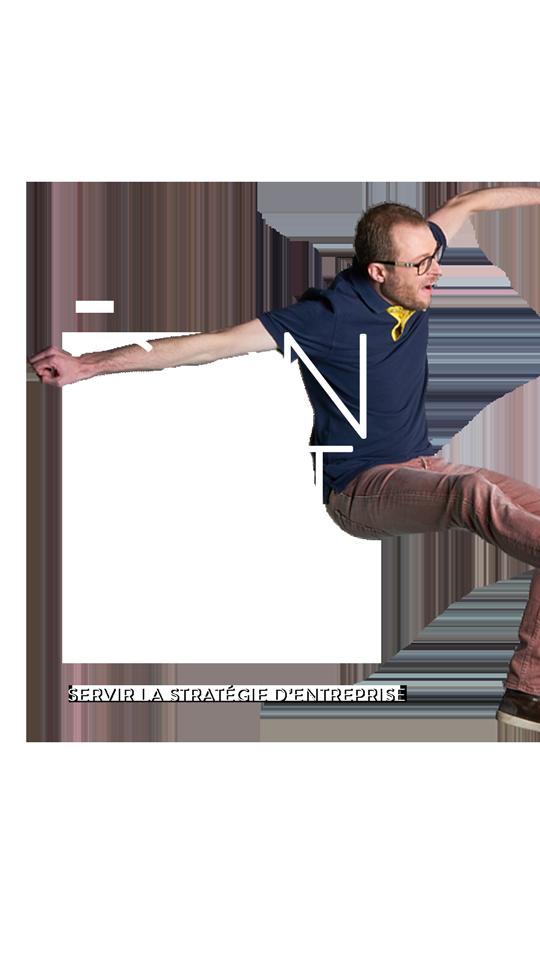 Nos convictions: servir la stratégie d'entreprise