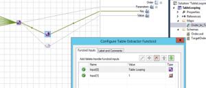 Biztalk map Table Extractor functoid
