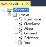 Schema Invoice