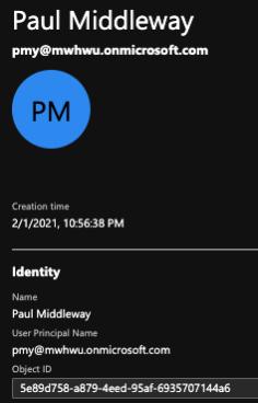 User Paul